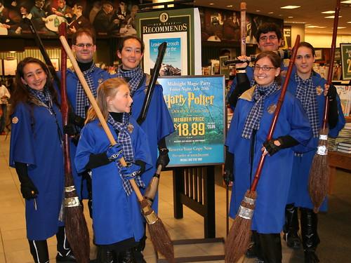 Ravenclaw Quidditch Team 016