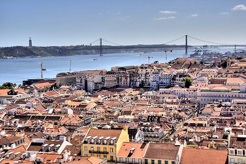 クイズ 世界地図クイズ : Lisbon Portugal