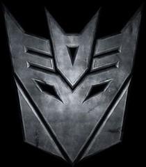 Decepticon símbolo logo escudo