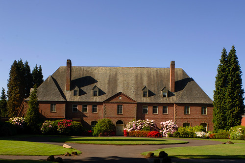 Corbett House at Lewis & Clark College