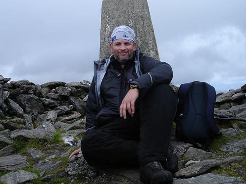 Meall Ghaordaidh (1039m/3409ft) [Munro 45]