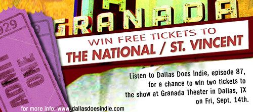 The National Ticket Giveaway