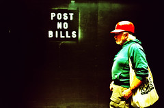 Post No Bills: Don't allow other brands to dominate your website.