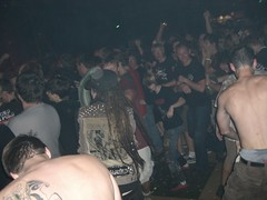 The Most Annoying Mosh Pit EVER!