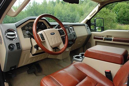 Ford King Ranch Interior Parts