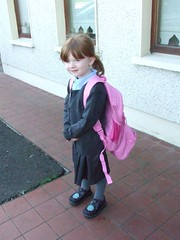 Aine Ready for School