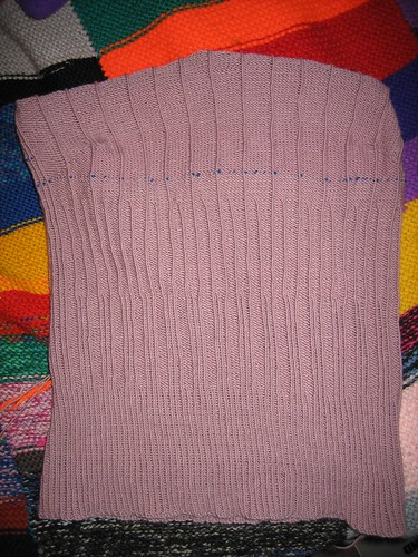 ribbed jumper for me