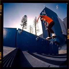 Aaron Cayer - Front Nose in Miami