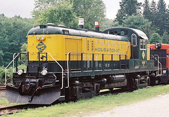 Housatonic 9935 (Charlie O'Hay) Tags: railroad massachusetts alco housatonic