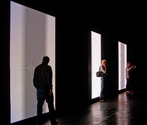 TodaysArt 2007 - United Visual Artists - Tryptich by Haags Uitburo