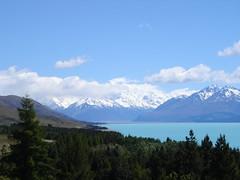 Mount Cook, New Zealand (Henry Robertson) Tags: newzealand mountcook