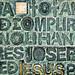 Jesus 33 A Magic Number square