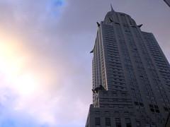 The Chrysler Buildings (danieleb80) Tags: sunset newyork skyscraper buildings anawesomeshot chryslerbuildings