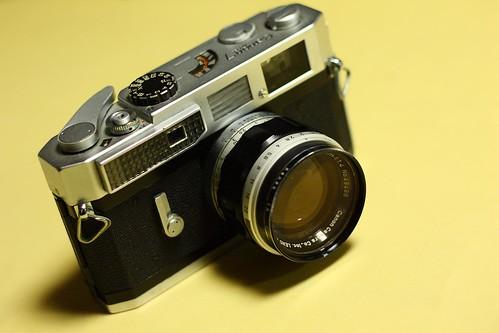Canon model7
