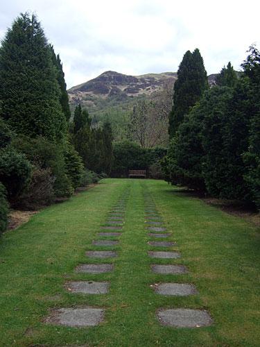 Benmore Botanic Garden, Dunoon