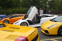 IMG_1048 (Lamborghini obsessed) Tags: paul lamborghini harrington murcielago gallardospyder 5604 lp640 valentinobalboni lp640roadster gallardocoupe dreamcarlegendstour