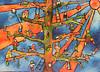 il grande albero (Roberto Valenzano) Tags: quadro colori artista quadri espressionismo dipinto astrattismo ilgrandealbero atrte