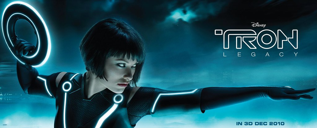Tron Legacy Movie Poster