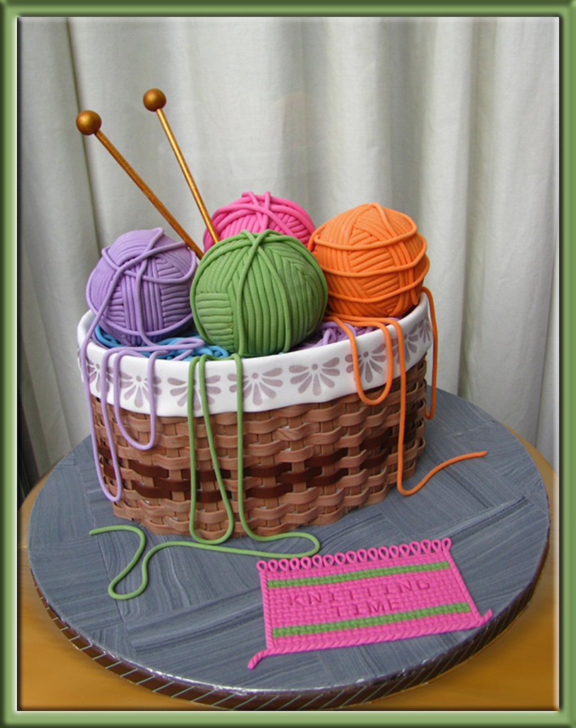 The Worlds Best Photos Of Fondant And Yarn Flickr Hive Mind