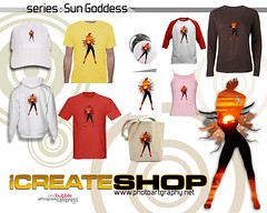 SUNGODDESS merchandise