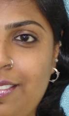 1 of 2 of my Personalities (Sanjukta Basu) Tags: nosering piercings sexyeyes sanjukta noseringthefeminine
