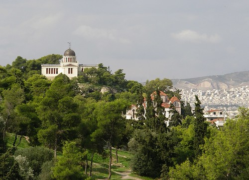 The Hillsides of Athens~