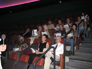 Jury assembled