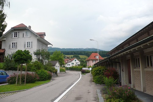 Main Road Riedholz