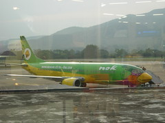 Nok Air, Chiangmai Airport