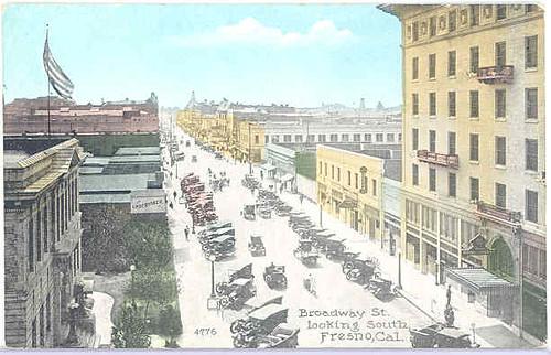 Broadway Street - Fresno