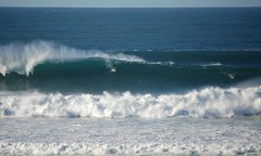 Huge Foresters Beach surf (widemus) Tags: beach forresters