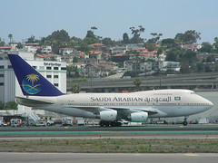 Saudi Arabian 747SP (So Cal Metro) Tags: plane airplane airport san sandiego aircraft aviation jet diego international airline saudi arabia boeing saudiarabia boeing747 747 airliner planespotting lindberghfield saudia ksan 747sp saudiarabian sandiegointernationalairport aerotagged boeing747sp 74s aero:man=boeing aero:model=747 hzaif 747sp68 aero:series=sp boeing747sp68 aero:tail=hzaif aero:series=sp68 aero:airport=ksan aero:msn=22503 aero:ln=529