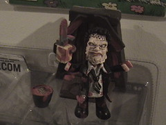 leatherface (mikaplexus) Tags: film toy toys kubrick leatherface chainsaw horror monsters limited