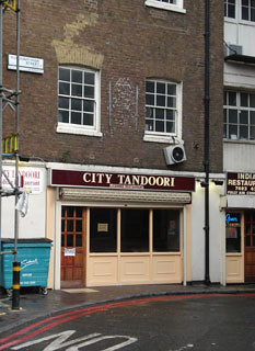 Picture of City Tandoori, SE1 1RQ