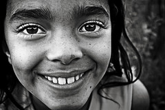 I am the change... (carf) Tags: girls brazil bw girl smile brasil kids reflections children happy hope blackwhite kid eyes community education support child risk forsakenpeople esperana social altruism change shanty educational hummingbirds favela development prevention atrisk changemakers mundouno everyoneachangemaker stiojoaninha