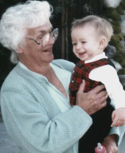 Grandma and Jared