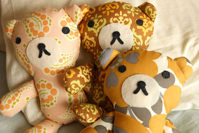 Softies for market