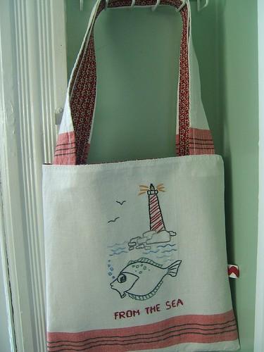 Fish Market Bag 001