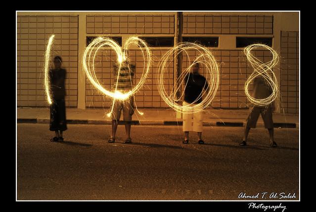 I (Y) Q8 - Fireworks