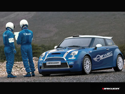WRC mini proto