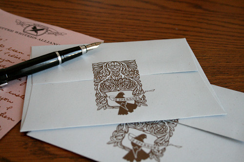 New Envelopes