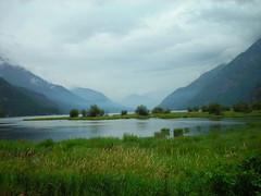 Lake Chelan, Stehekin