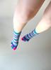 (F. Carvalho) Tags: white feet colors socks branco cores foot flying colorful legs explore pés meia perna voando colorido