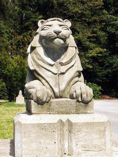 Lions Gate Lion