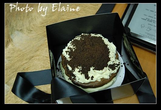 起司巧克力蛋糕