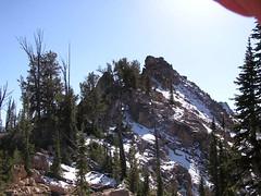 Scramble peak (9340&#39:)