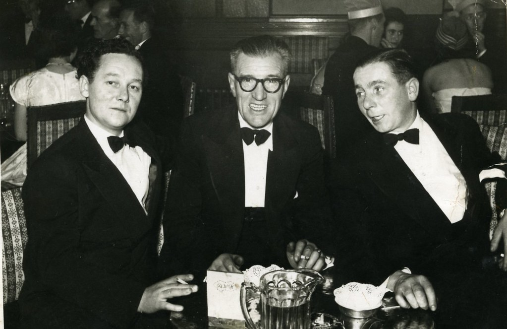 Christmas Party 1950