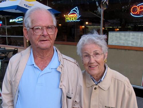 Grandpa & His Lady