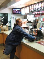 Pay Here Please! (jade_cat_green) Tags: oklahoma funny mcdonalds stupid osmosis henryetta