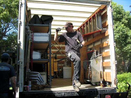 Jeff truck dance